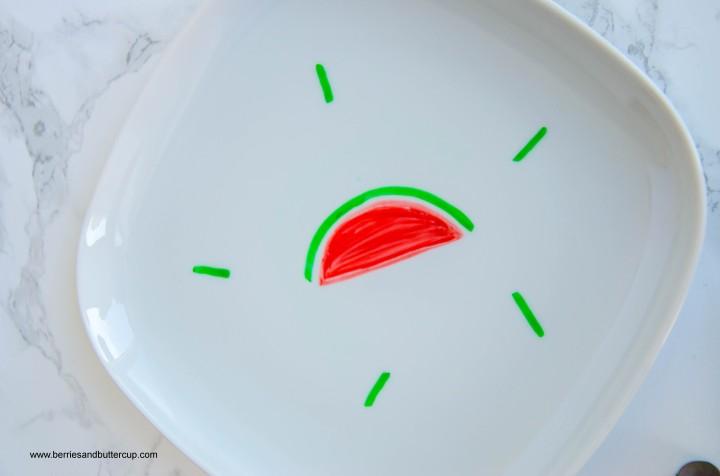 2017 06 21_Porzellan mit Wassermelone bemalen-6