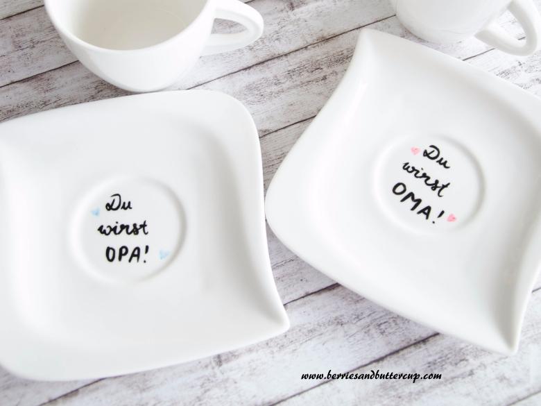 DIY Geschenkidee- Tasse bemalen Du wirst Oma Du wirst Opa Willst du mich heiraten-5